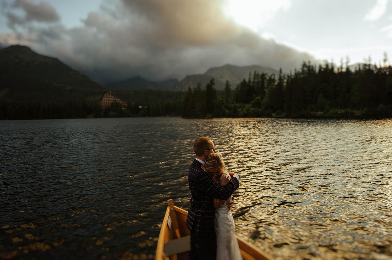 Szczyrbskie Jezioro , Tomasz Konopka , fotografia ślubna śląsk,