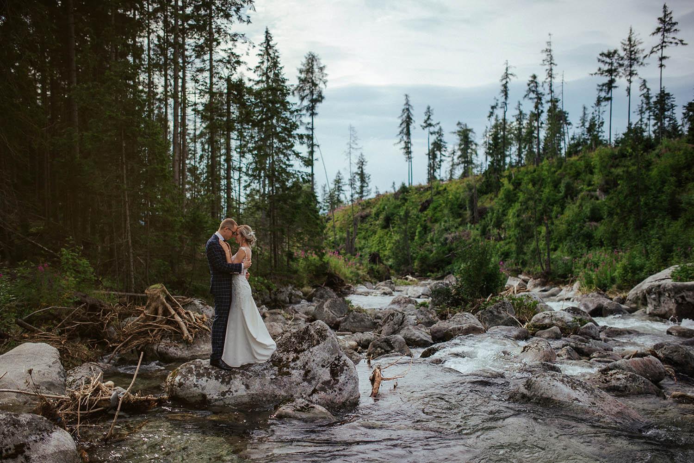 plener śluby w Tatrach , ślub konopka tomasz