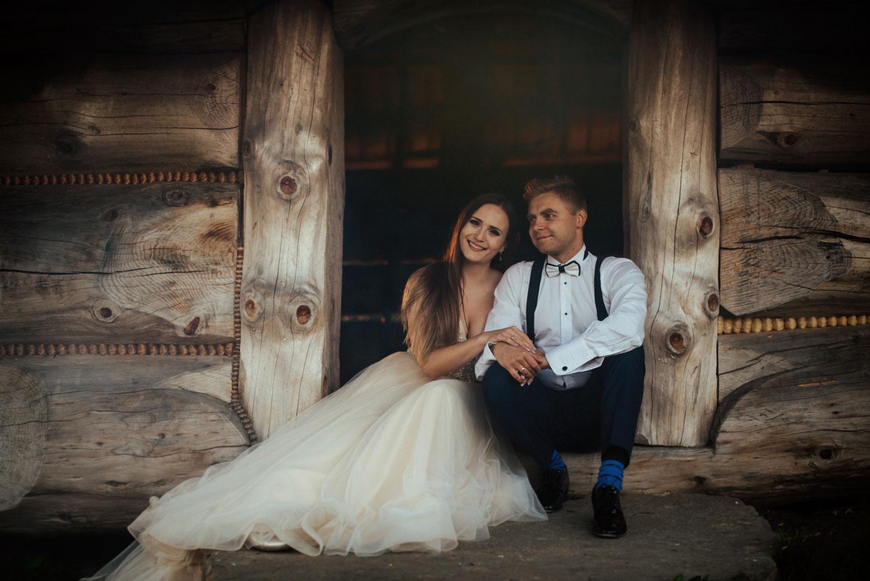 ochotnica górna sesja ślubna, tomasz konopka