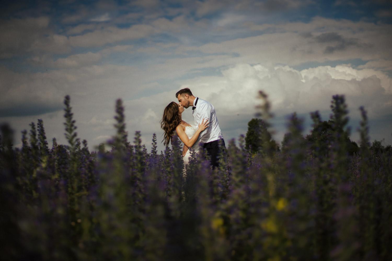 Złoty Potok zdjęcia ślubne